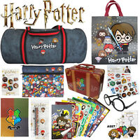 Harry Potter Charms Pack Showbag Backpack Duffel Bag Show Bag Gift Pack