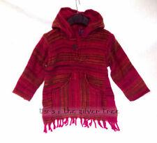 Pulls et cardigans rose en acrylique pour fille de 2 à 16 ans