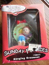 Sunday Funnies THE FAMILY CIRCUS  Ornament  Enesco  1999