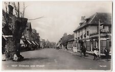 London; West Wickham High St RP PPC, Unposted, Shows Swan Hotel