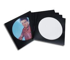 """12""""   LP Picture Cover schwarz Deluxe"""