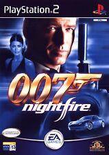 James Bond 007 Nightfire PS2 playstation 2 jeux spellen games 5009