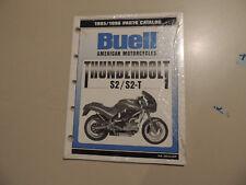 Teile Katalog parts list catalog BUELL Thunderbolt S2 / S2-T Modelljahr 1995/96