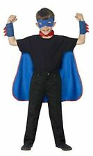 Child Super Hero Kit Fancy Dress Party Costume