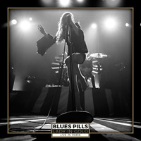 BLUES PILLS-LADY IN GOLD - LIVE IN PARIS-JAPAN 2 CD G35