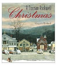 A Norman Rockwell Christmas by Margaret Rockwell (2003, Hardcover)
