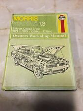 Renault 16 M.r 96 1973 Manual de taller [Bs]
