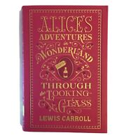 Alice's Adventures In Wonderland & Through The Looking Glass By Lewis Carroll