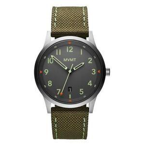 MVMT Field Green Canvas Men's Watch - 28000014D