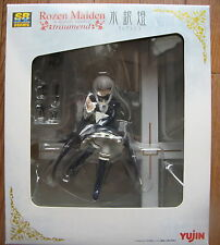 Rozen Maiden Traumend Suigintou YUJIN Super Real Figure DX Series