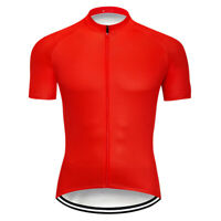 Bike Jersey Women Cycling Man S M L XL XXL Size Red Color Outdoor Sports Ride