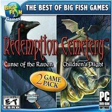 Redemption Cemetery Curse Of The Raven & Children's Plight PC Game Window 10 8 7