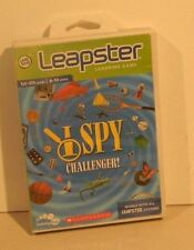 Leap Frog Leapster Learning Game I Spy Challenger