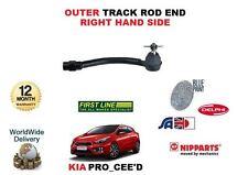 para KIA PRO CEED 1.4 1.6 Gasolina 2012- > EXTERIOR TERMINAL de dirección