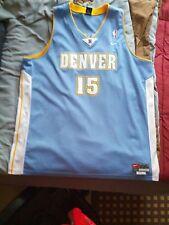 Men's Nike #15 Carmelo Anthony Denver Nuggets Basketball Jersey Size Xxxl