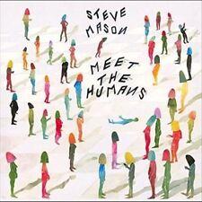 Meet The Humans Steve Mason CD Ships Same Day 0887832010724