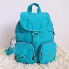 NWT Kipling Lovebug Small Backpack Brilliant Jade