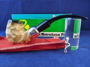 Peterson Meerschaum Aboriginal. Estate Pipe. Made In Ireland.