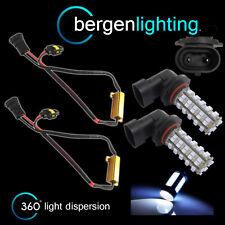 2x HB4 9006 bianco 60 LED ANTERIORE FARO FANALE LAMPADINE KIT XENON hl500901