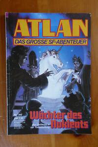Verkaufe Atlan-Heft 842