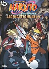 Naruto:Legend Of The Stone Of Gelel. 2 DVD ed. New In Shrink!