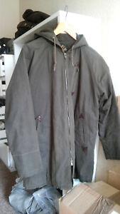 Needles Arrow Waxed Parka Nepenthes Japan Coat Jacket Oi Polloi