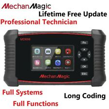2020 OBD2 Diagnostic Tool Scanner Code Reader ABS SRS Airbag Engine All Systems