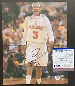 Candace Parker Signed Autographed 8 By 10 Photo Psa Coa Rare VOLS