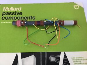 LW-MW SW ferrite rod Antenna AM Radio 140mm L, 15 mm D, Ham Crystal Radio