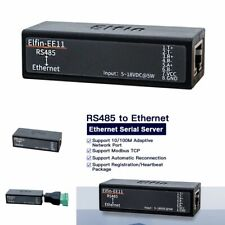 Rs485 Serial Port To Ethernet Tcp/ip Rj45 Converter With Embedded Web Server