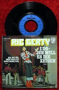 Single Ric Gerty: I Do - Ich will es Dir zeigen (Philips 6003 495) D 1975