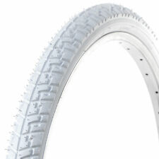 "Kenda K830 Nimbus Hybrid/Cruiser/Comfort Bike Bicycle Tire // 26x1.95"" // White"