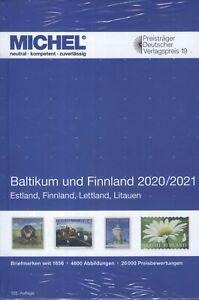 Michel Europa Band 11 Baltikum/Finnland 2020/2021,  NEU inlandsportofrei!!