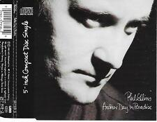 PHIL COLLINS - Another day in paradise CD SINGLE 3TR (WEA) Germany 1989