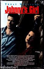 "VHS - new & ovp -"" Johnny`s GIRL "" (1995) - Treat Williams - Mia Kirshner"
