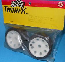 Twinn-K Front Tires Stocker Rim 1:10 Pan Car Aj's 10010 Vintage RC Part