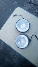 classic car spot lights