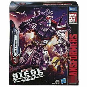 Transformers War For Cybertron Siege Commander Jetfire - New in stock