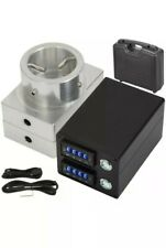 "3x5"" Rosin Press Plates Kit with Heating Rod Rosin press Machine Temp Controller"