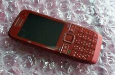Nokia E55 (Unlocked) Smartphone Red (PROTOTYPE) VERY RARE