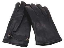 BW Lederhandschuhe Gefüttert schwarz Mod. Größe XL