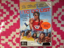 The To Do List DVD R4 #6728