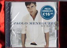 PAOLO MENEGUZZI MUSICA CD NUOVO SIGILLATO