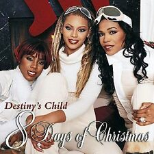 8 Days of Christmas by Destiny's Child (Cassette, Oct-2001, Columbia (USA))