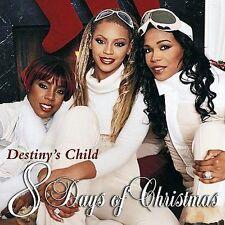 8 Days of Christmas Destiny's Child MUSIC CD