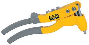 Stanley MR100 Pince Portable Tête Pince à Riveter Qualité Professionnelle Norev