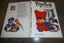 PITJE PUCK  # 5 -- als SCHNEIDER // von Henri Arnoldus 1970