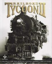 Railroad Tycoon 2 - Take 2 Interactive - Good - CD-ROM & Games