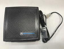 New listing New Motorola Hsn4018B External Speaker for Astro Spectra,Xtl2500,Water-res istant