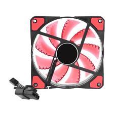 LED Light 120mm 2Pin 3Pin 4Pin Silent Computer Case Heatsink Cooler Cooling Fan